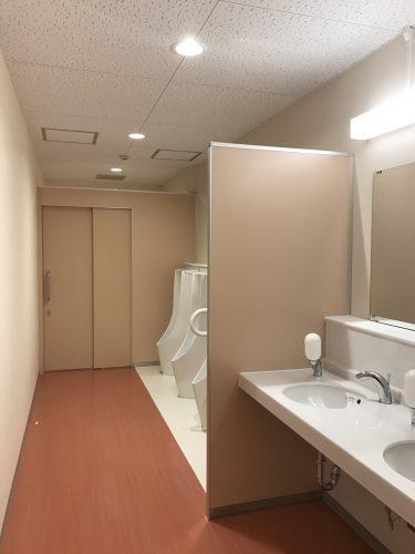 フェニックス・プラザ トイレ及び内部改修工事